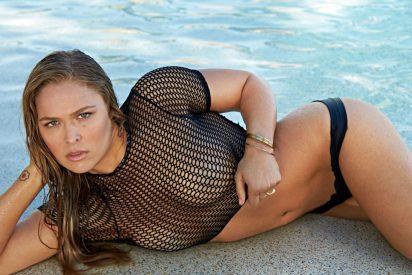 Vuelve la luchadora más peligrosa del mundo: Ronda Rousey