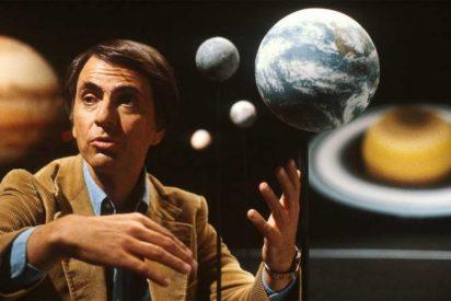 20 años sin Carl Sagan