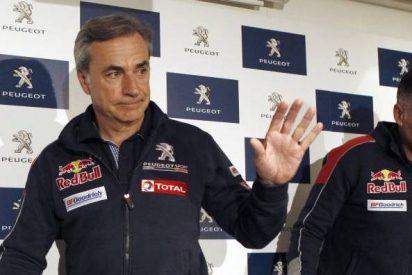 Sainz sólo piensa en volver a ganar el Dakar
