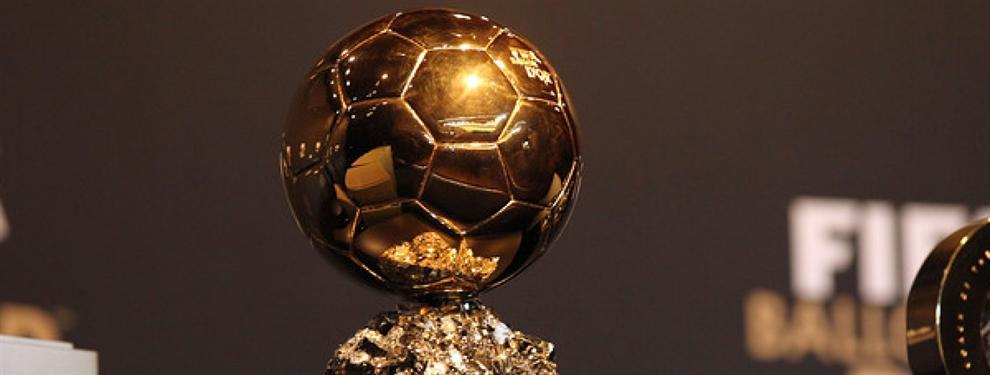 Cristiano, Messi, Griezmann, Suárez, Bale y Neymar se disputan el Balón de Oro