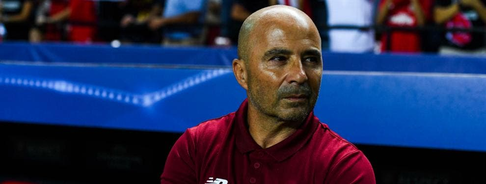 Sampaoli quiere robarle a Real Madrid uno de sus mayores proyectos