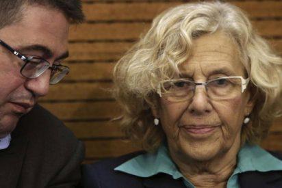 Carmena aprovecha el caos en las calles de Madrid para castigarnos con más impuestos