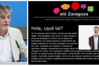 El alcalde de la gomina se monta un 'aló presidente' al puro estilo chavista