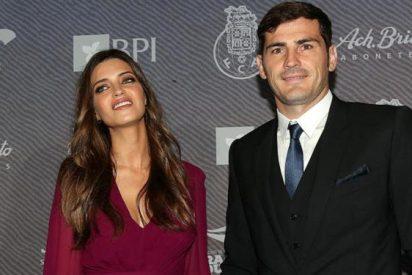 Sara Carbonero se carga la operación salida de Iker Casillas
