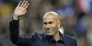 Sergi Roberto, un culé, entra en el once de jugadores revelación de 'Champions' dirigido por Zidane