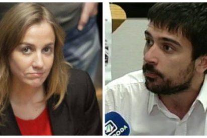 """El 'zurriagazo' de Tania Sánchez al padre de Ramón Espinar: """"Su actitud fue depredadora"""""""