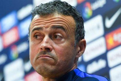 Temor en el Barça por un posible plantón de Luis Enrique
