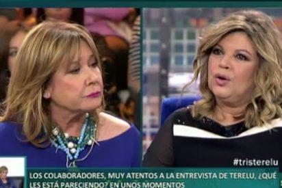 """Megabronca entre Mila Ximénez y Terelu tras la emisión de 'Las Campos': """"¿Me estás llamando hija de puta?"""""""