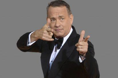 Tom Hanks confiesa que es diabético porque es idiota