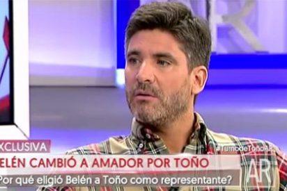 "Ana Rosa arrincona a un ridículo Toño Sanchís que manda a ""la mierda"" a Belén Esteban"