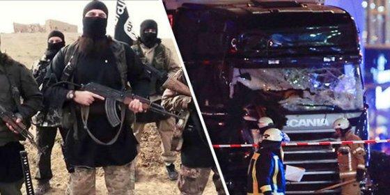 """El ISIS reivindica la masacre en Berlín: """"Era un soldado del califato"""""""