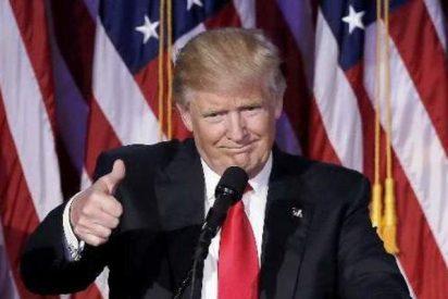 'Efecto Trump': El Dow Jones no creció tanto tras unas elecciones desde los años 20 del pasado siglo