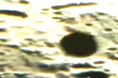 [VÍDEO] ¿Una prueba de vida alienígena? El OVNI gigante que atraviesa la Luna