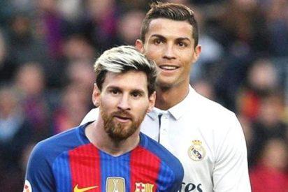 Un jugador del Real Madrid le daría el Balón de Oro a Messi y no a CR7