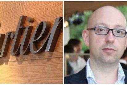 Juan Carlos Martínez, nuevo dircom de Cartier
