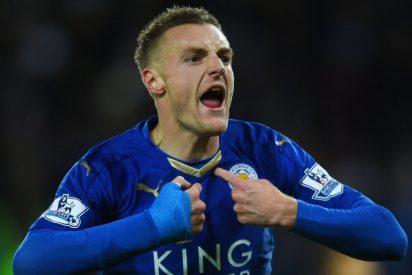 El Leicester se viste de campeón y golea al Manchester City de Guardiola