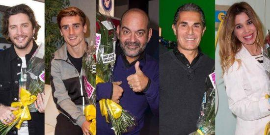 Las víctimas de la 'Gala Inocente, Inocente' serán Griezmann, Manuel Carrasco y José Corbacho