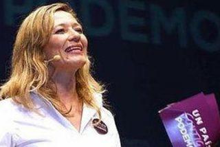¿Y ésta iba para ministra de Justicia? 'Miss Aeropuertos' jalea el robo en casa de Soria