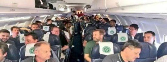 La escalofriante entrevista en el avión de la muerte a los jugadores del Chapecoense