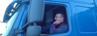El conductor del camión y su feroz lucha con el terrorista antes de ser asesinado