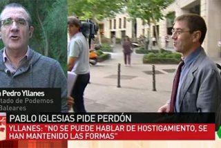"""El amenazado por Monedero suelta la inocentada del día: """"No hay hostigamiento en Podemos"""""""