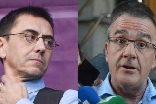 """El diputado 'errejonista' Yllanes denuncia que Monedero intenta 'acojonarle': """"Dice que tenga ojito con lo que digo"""""""