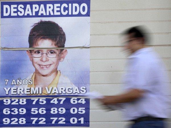 Detienen al padre de Yéremi Vargas: Acusado de abusar de su hija de 13 años
