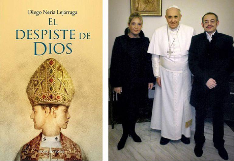 """Diego Neria: """"Después de ver al Papa, salí con la cabeza bien alta. Escucho misa y comulgo. Leed entre líneas..."""""""