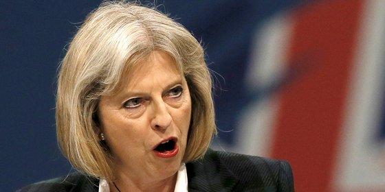 Theresa May confirma que Reino Unido dejará el mercado único europeo