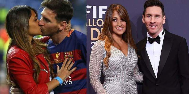 Leo Messi y la bella Antonella se casan por la Iglesia el 24 de junio, cumpleaños del fútbolista