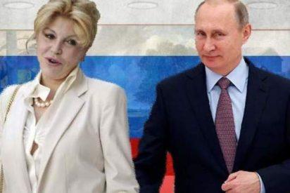 Tita Cervera recibe una oferta millonaria de Putin para llevarse la colección Thyssen a Rusia