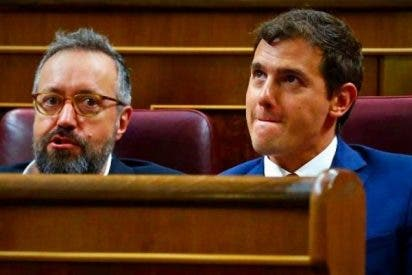 Abiertas las 'hostialidades' en C'S: ¿Degrada Albert Rivera a Girauta?