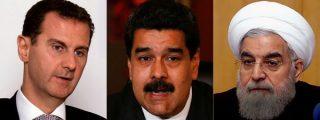 """Maduro se pasa tres pueblos: felicita al empecinado Bashar Al Assad por sus """"triunfos"""""""