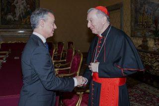 Urkullu quiere que el Papa visite Euskadi