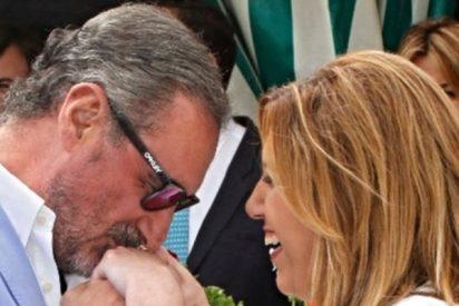 ¿Imaginas la factura que le va a pasar Susana Díaz a Carlos Herrera por llamarle 'ladrona'?