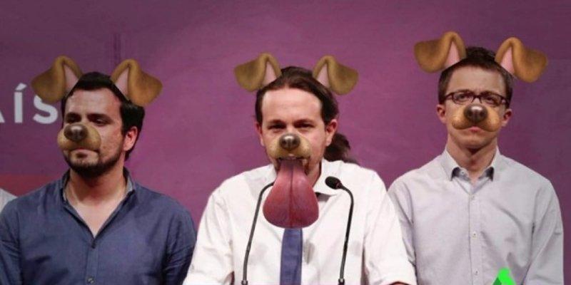 Los '3 Cerditos' de Podemos se encabronan con Wyoming y piden el boicot a LaSextaTV