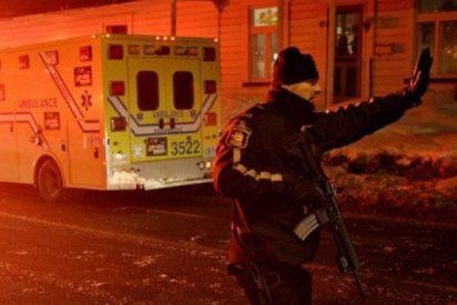 """""""Atentado terrorista contra musulmanes"""" en Quebec: seis muertos tras un tiroteo en una mezquita"""