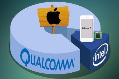 Apple presenta una demanda por 1.000 millones de dólares contra Qualcomm