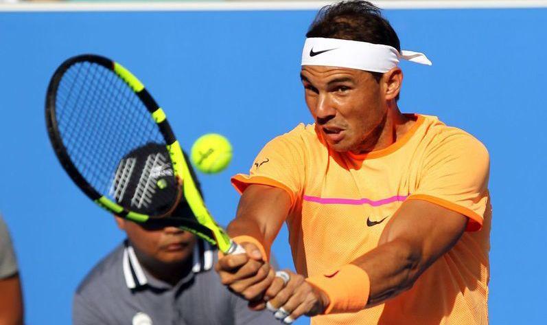 Nadal aniquila a Zverev y volverá a topar con Raonic en semifinales de Brisbane