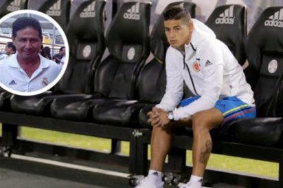El padre de James Rodríguez asegura que su hijo seguirá en el Real Madrid