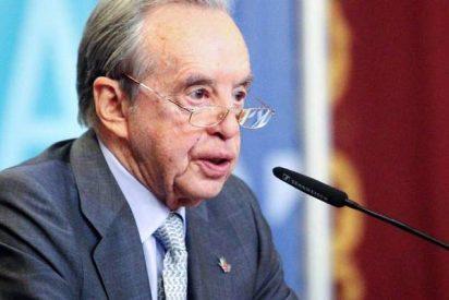 Muere a los 87 años José Ángel Sánchez Asiaín, el primer banquero español moderno