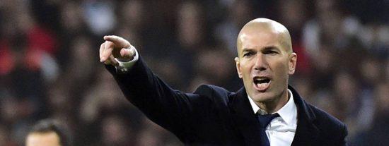 """Zinédine Zidane: """"Hicimos un partido casi perfecto"""""""