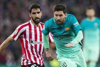 El Athletic de Bilbao gana al Barça (2-1) en un partido tremendo y la eliminatoria se decidirá en el Camp Nou
