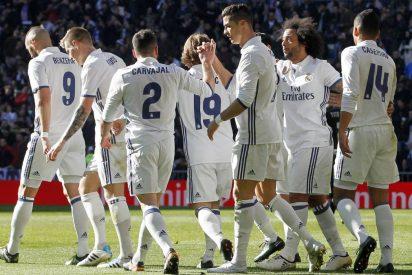 El Real Madrid arrolló al Granada con un Isco descomunal y todo el equipo implicado