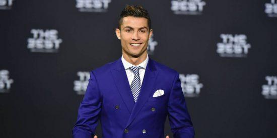 Cristiano Ronaldo gana la primera edición del premio The Best al mejor futbolista del mundo