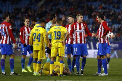 """Cholo Simeone: """"Nunca es lindo perder, pero es bueno estar en cuartos"""""""