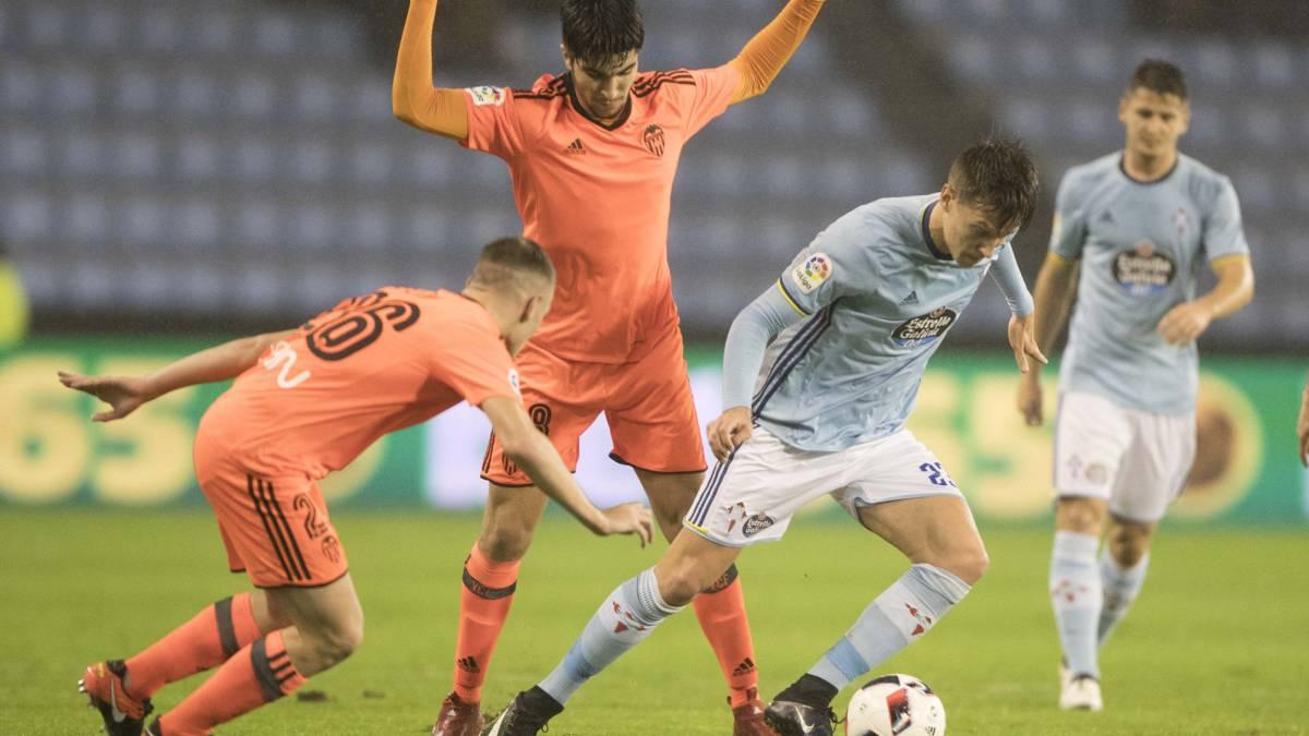 Un gol de Pione Sisto sobre la bocina da otra victoria al Celta y un disgusto al Valencia (2-1)