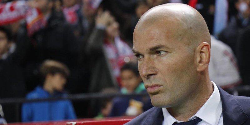 """Zinedine Zidane: """"¿Ramos? Cuando te insultan no es agradable, está dolido"""""""