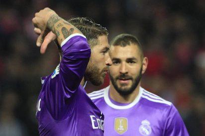 La bronca contra Sergio Ramos obliga al Real Madrid a 'merendarse' al Sevilla