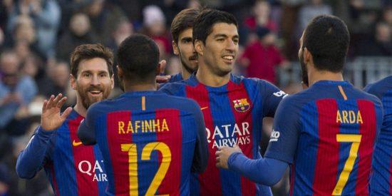 Goleada contra los líos: FC Barcelona 5 - UD Las Palmas 0